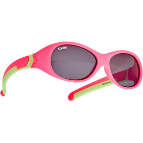 UVEX Sportstyle 510 Glasses Kids, roze/groen